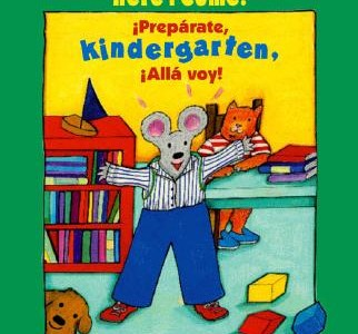 Preparate kindergarten! Alla voy!