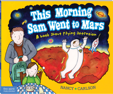 Sam Went to Mars